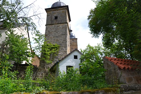 Ebern, Germany: Wehrturm