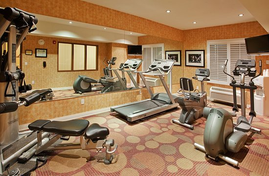 Modesto, CA: Stay in shape with our high tech fitness equipment
