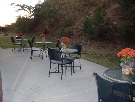 Irondale, AL: Beautiful Patio Area!!!