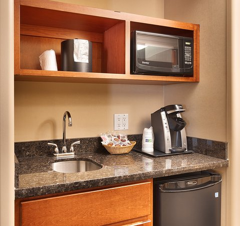 Holiday Inn Express Hotel & Suites Grand Junction: Suite Wetbar