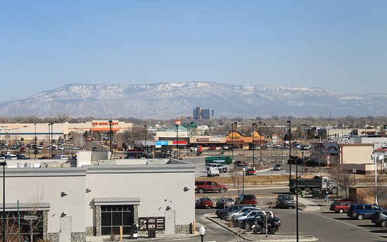 Holiday Inn Express Hotel & Suites Grand Junction: View from Hotel