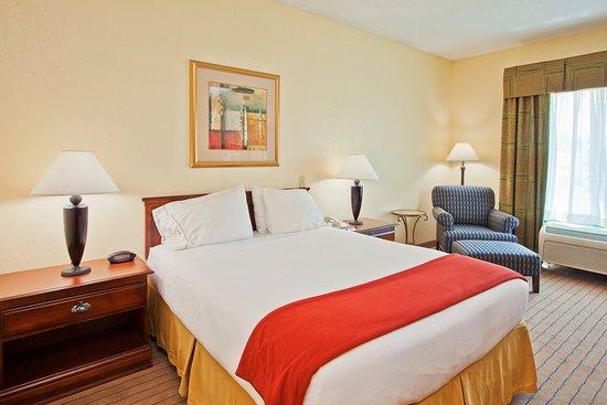 Enterprise, Алабама: King Bed Guest Room