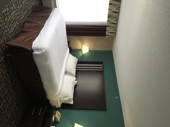 North Lima, OH: King Bed Guest Room