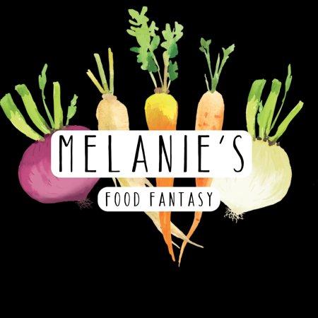 Melanie's Food Fantasy: Our New Logo
