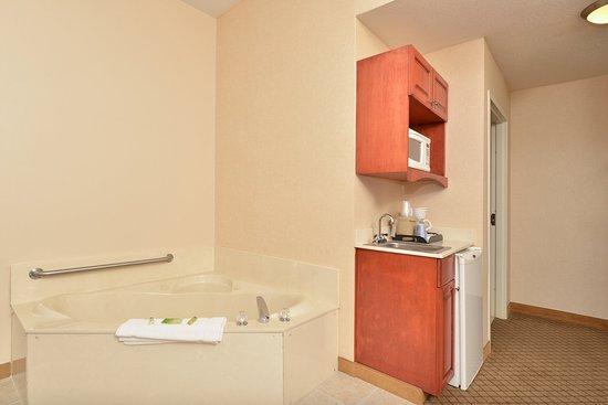 Campbellsville, เคนตั๊กกี้: Bathroom Amenities