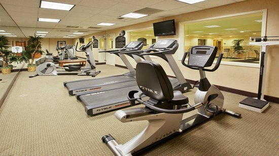 Holiday Inn Express Hotel & Suites Lincoln: Guest Fitness Center