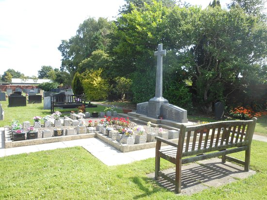 Freckleton Air Disaster Memorial