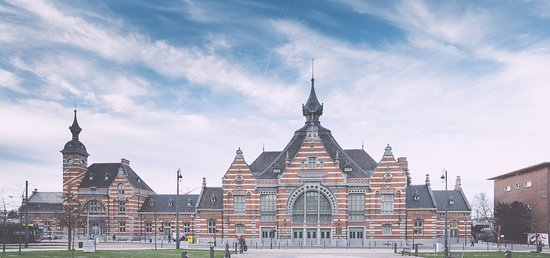 Schaerbeek, Belgique : Train World