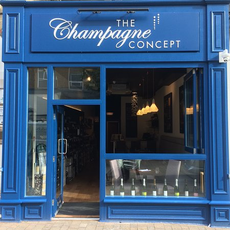 ‪The Champagne Concept‬