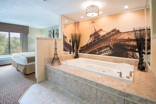 West Middlesex, Πενσυλβάνια: Escape to our Paris Suite.