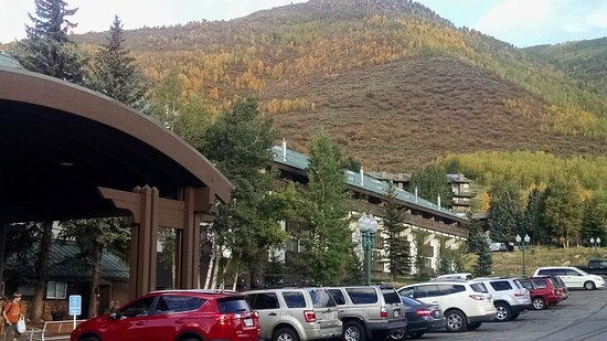 Holiday Inn Vail - TEMPORARILY CLOSED: Exterior Feature