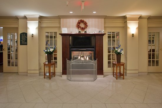 Drums, PA: Hotel Lobby