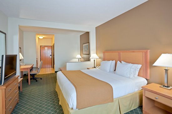 Holiday Inn Express Lincoln South: Suite