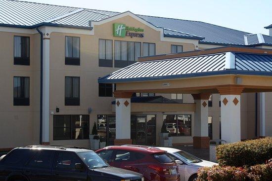 Greer, Caroline du Sud : Hotel Exterior