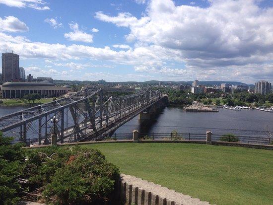 Ottawa, Kanada: Vista desde o Major's Parc