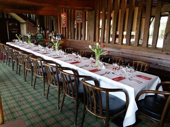 Golf de Deauville Saint-Gatien : Salle de restaurant - Restaurant du Golf