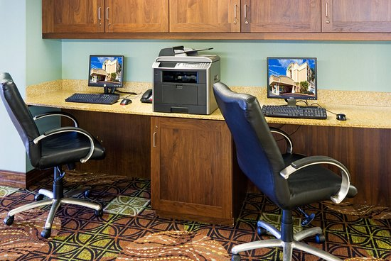 Holiday Inn Express Cape Coral/Fort Myers Area: Business Center