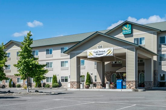 Quality Inn & Suites at Olympic National Park: Exterior
