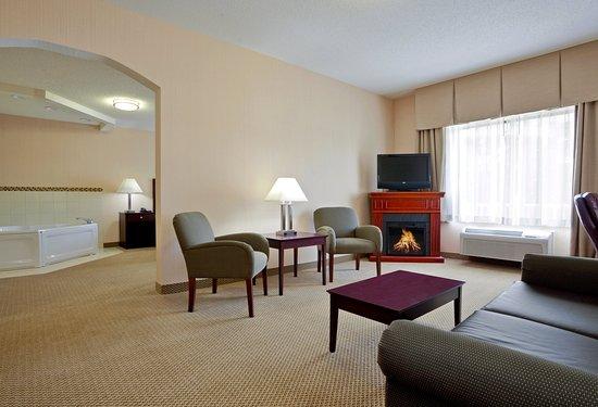 Tipp City, OH: Executive Jacuzzi Suite