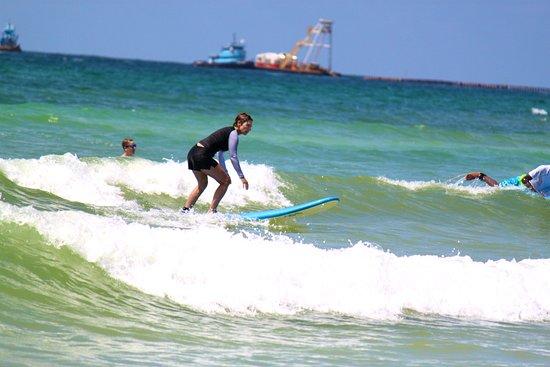 Innerlight Surf Shop: Older women CAN surf! Pensacola, FL