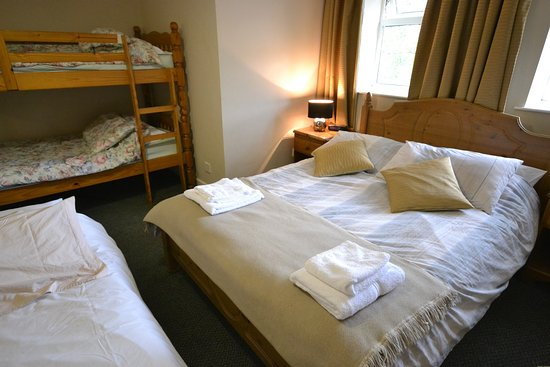 Family Room, en-suite, Dare Valley Country Park Hotel