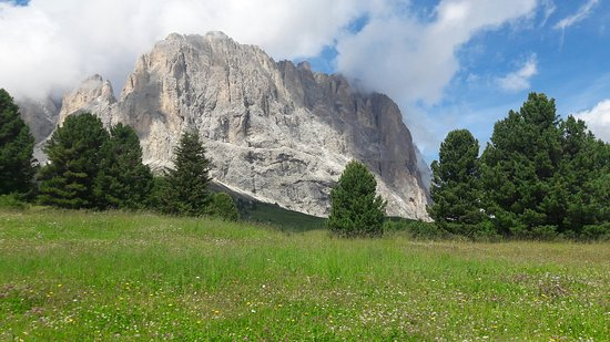 Selva di Val Gardena, Italia: 20160804_105939_large.jpg
