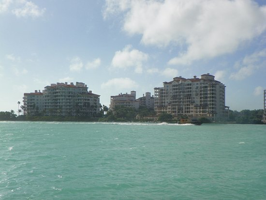 Fisher Island: Остров Фишер