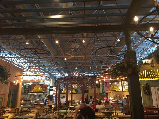 Richtree Market Restaurants: Great food and very reasonable prices.