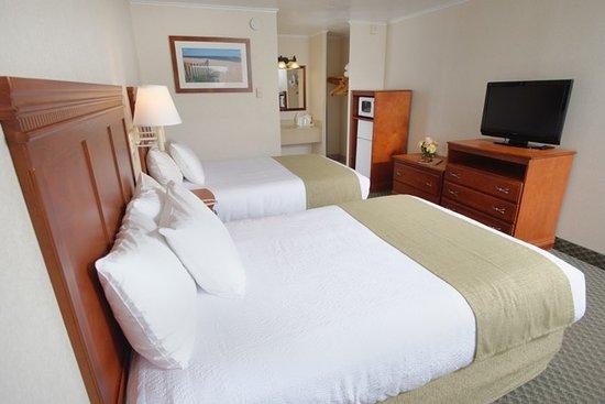 Oceanus Motel: Oceanus Deluxe Double Room