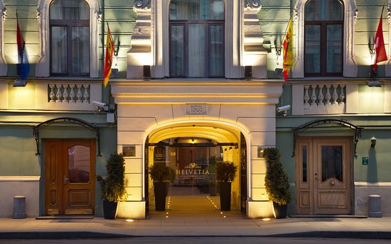 Photo of Helvetia Hotel St. Petersburg