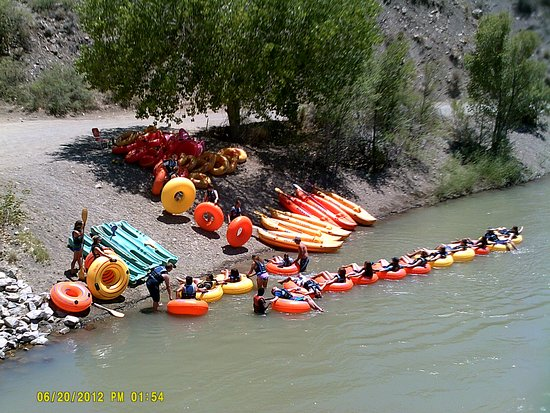 Truth or Consequences, NM: Float the Rio Grande!