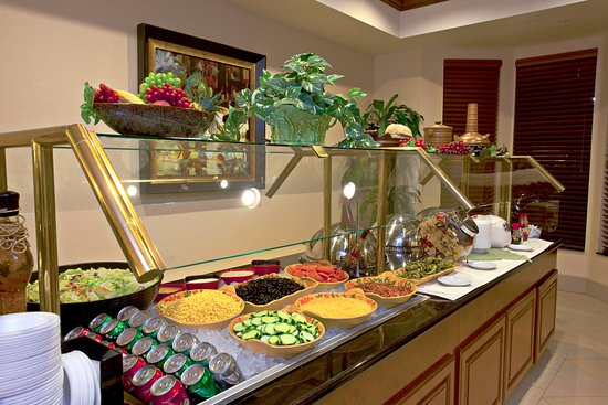 Staybridge Suites Irvine Spectrum/Lake Forest: Breakfast Bar