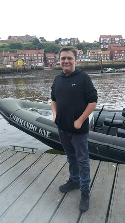 Scarborough Speedboat Rides