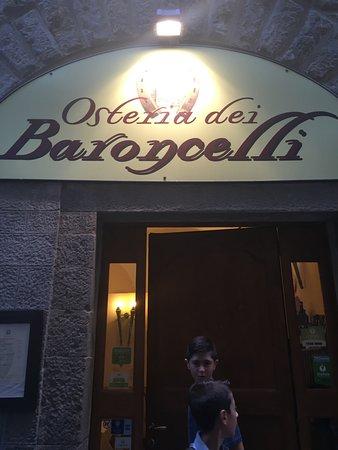Osteria dei Baroncelli: photo1.jpg