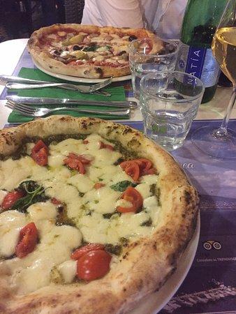 REbasilico Cernaia: пицца