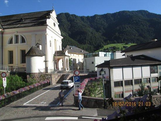 View from Restaurant Cafe Terrazza - Foto di Ristorante Pizzeria ...