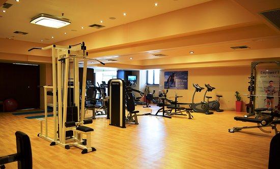Cavo Spada Luxury Resort & Spa: Gym Fitness