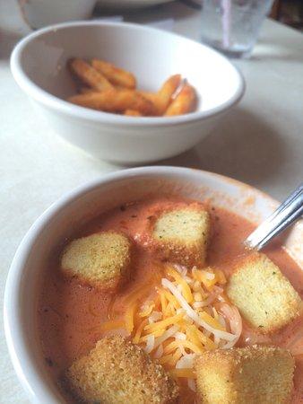 Coldwater, MI: Yummy tomato soup