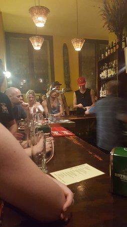 Bar Poe : le bar