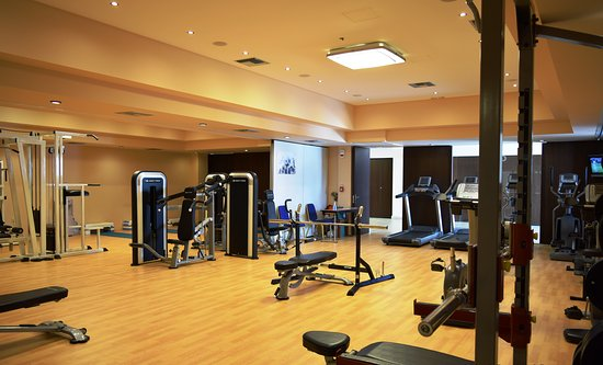 Cavo Spada Luxury Resort & Spa: Gym