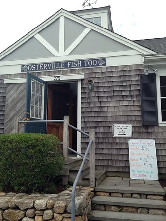 Osterville Fish Too照片
