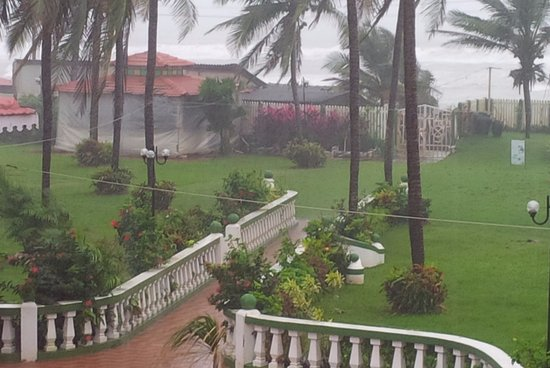 Hotel Goan Heritage: room view