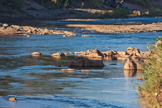 Balule Private Game Reserve, Sudáfrica: Olifants River