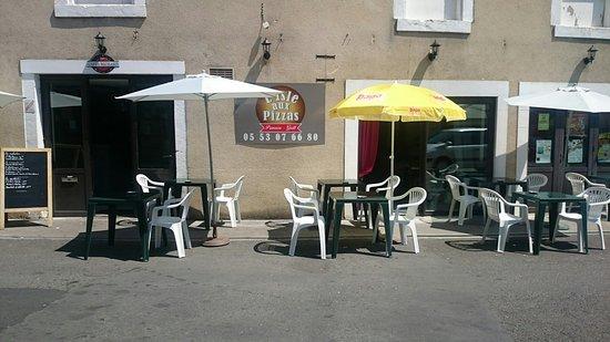 Saint-Astier, ฝรั่งเศส: L Isle Aux Pizzas