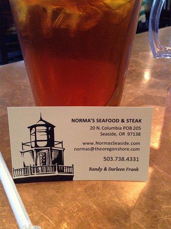 Norma's Seafood & Steak: photo0.jpg