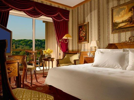 Parco dei Principi Grand Hotel & SPA: Deluxe Room