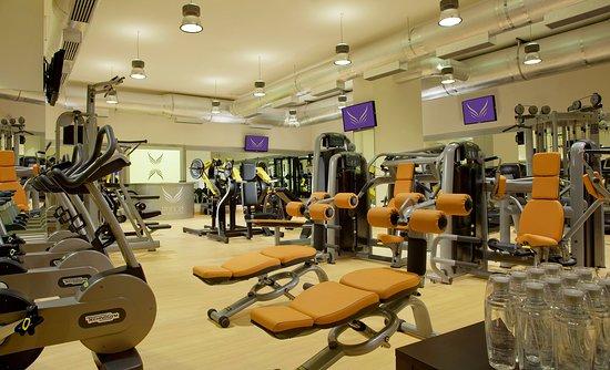 Parco dei Principi Grand Hotel & SPA: Fitness Center