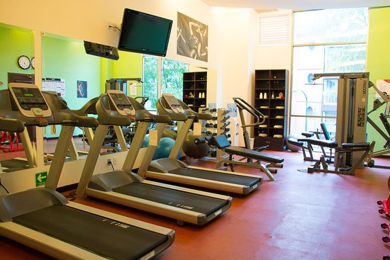 Crowne Plaza Hotel de Mexico: Gym