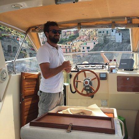 Fish & Chill - Cinque Terre Boat Tours