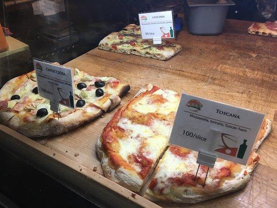 Pala Pizza Romana